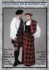 Highlander Kilt and Scottish Lass